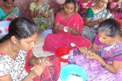 crochet-training-at-pv-thota-2